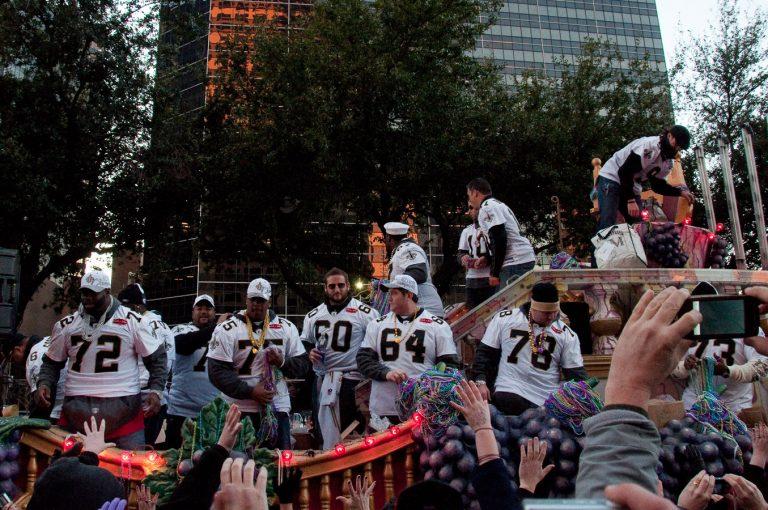 Dat Tuesday, Drew Brees, New Orleans, Saints Parade, Super Bowl