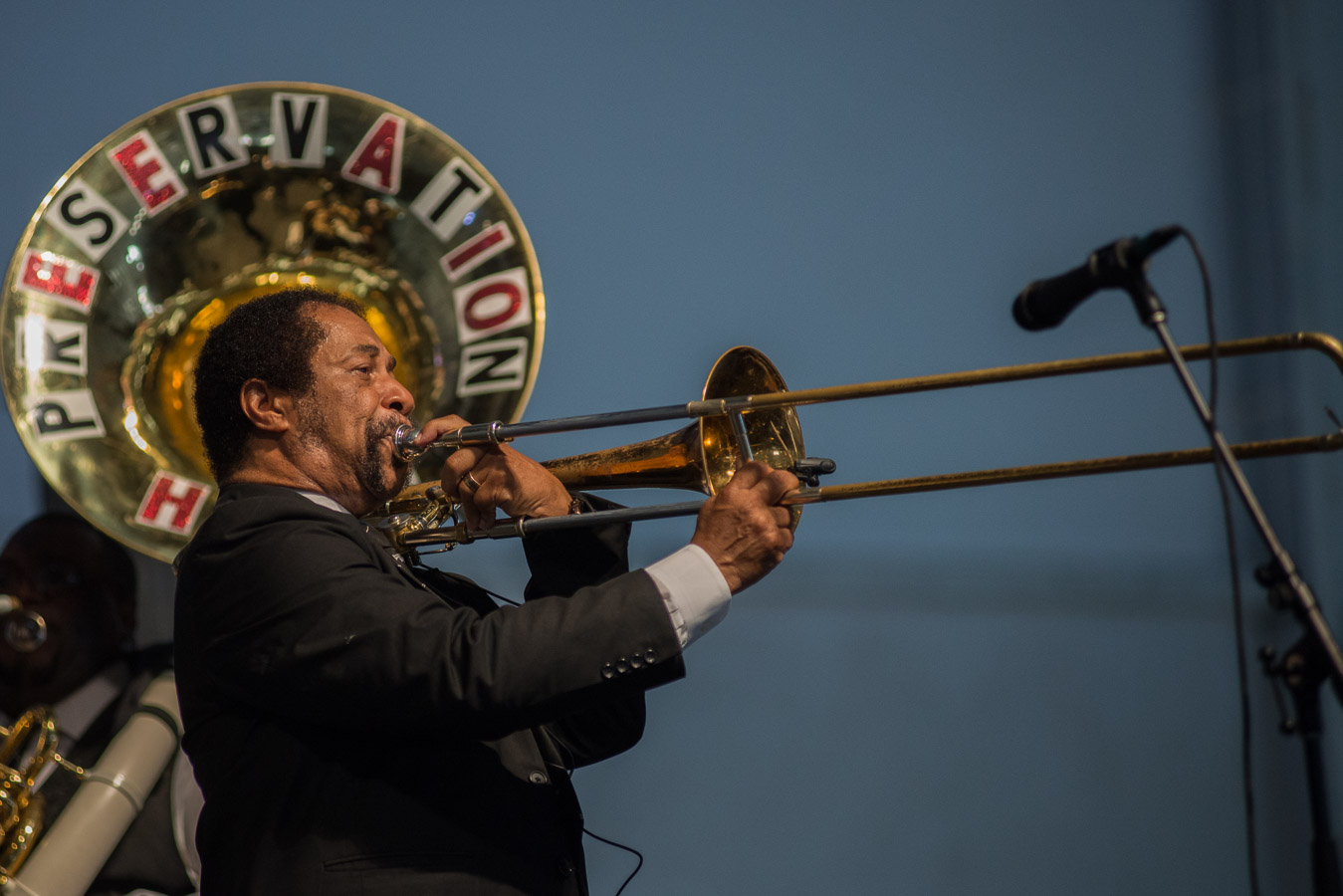 2014 New Orleans Jazz and Heritage Festival, Fred Lonzo, Jazz Fest, Music, Preservation Hall Jazz Band