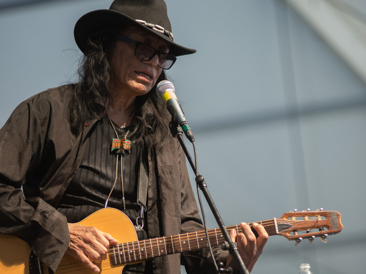 2014 New Orleans Jazz and Heritage Festival, Jazz Fest, Music, Sixto Rodriguez