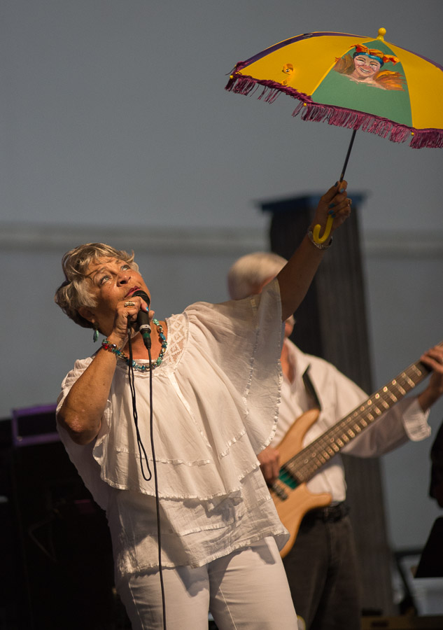 2014 New Orleans Jazz and Heritage Festival, Jazz Fest, Music, Wanda Rouzan