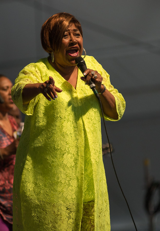 2014 New Orleans Jazz and Heritage Festival, Jazz Fest, Jean Knight, Music