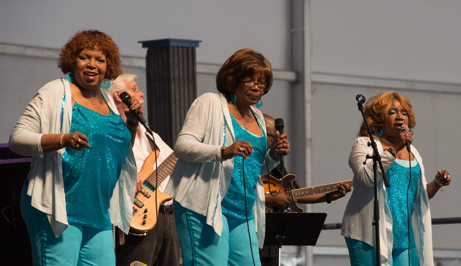 2014 New Orleans Jazz and Heritage Festival, Dixie Cups, Jazz Fest, Music