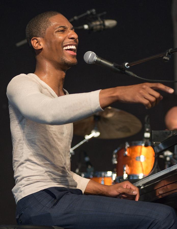 2014 New Orleans Jazz and Heritage Festival, Jazz Fest, Jon Batiste, Music
