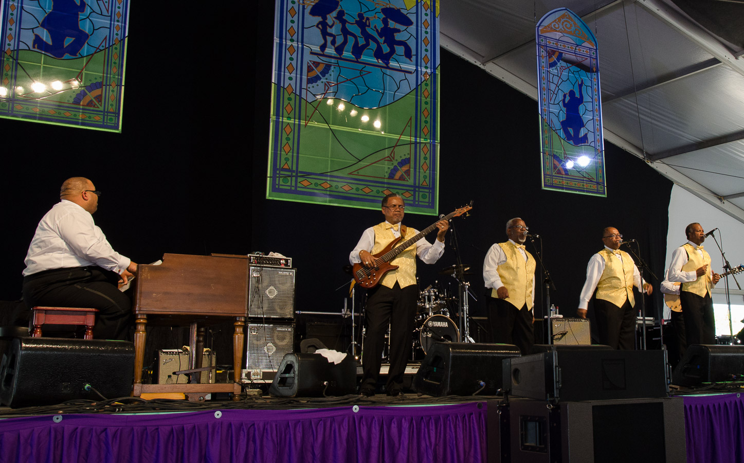 2014 New Orleans Jazz and Heritage Festival, Jazz Fest, Music, Zion Harmonizers