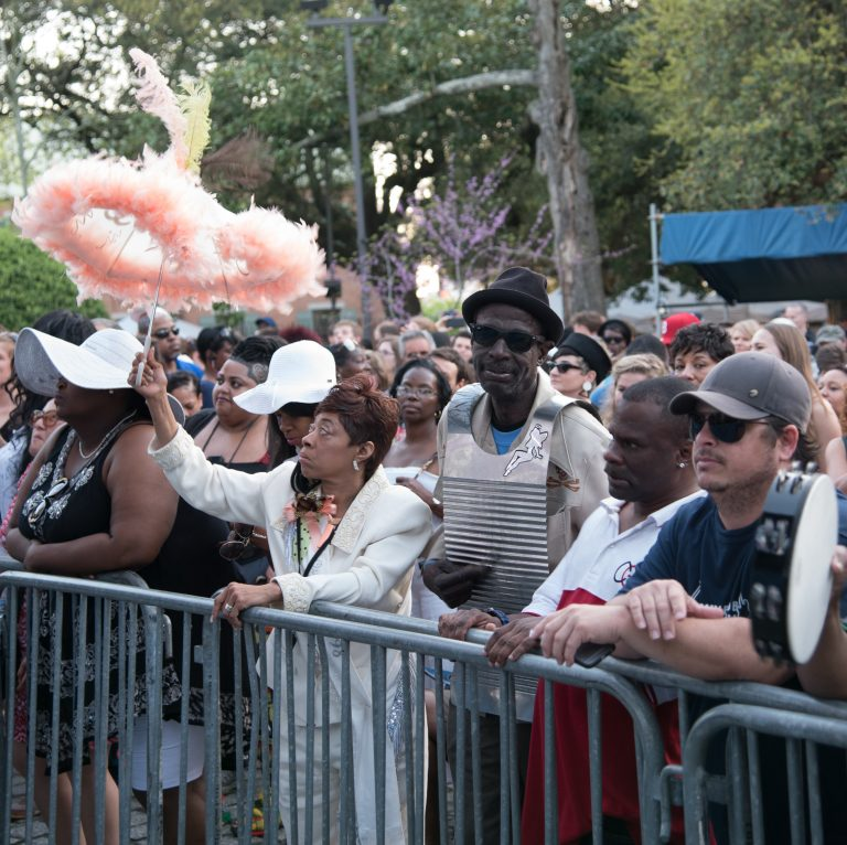 2015 Congo Square Rhythms Festival, New Orleans, music, Rebirth Brass Band