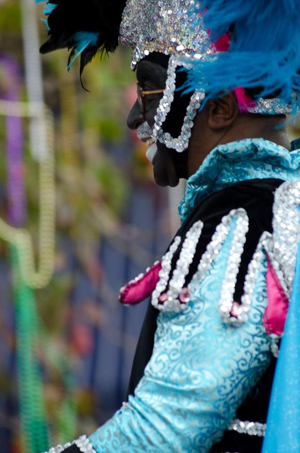 New Orleans Mardi Gras, Zulu Parade, 2012
