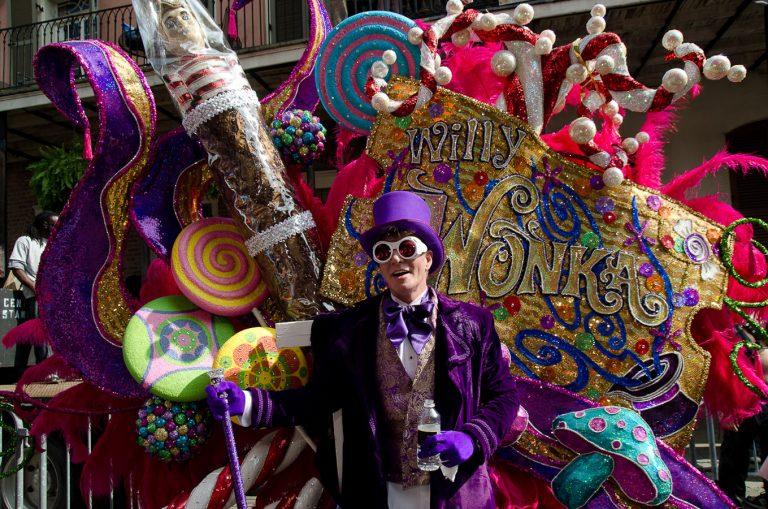 New Orleans Mardi Gras, 2012