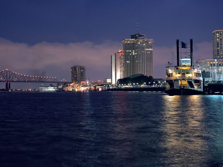 New Orleans, Riverfornt