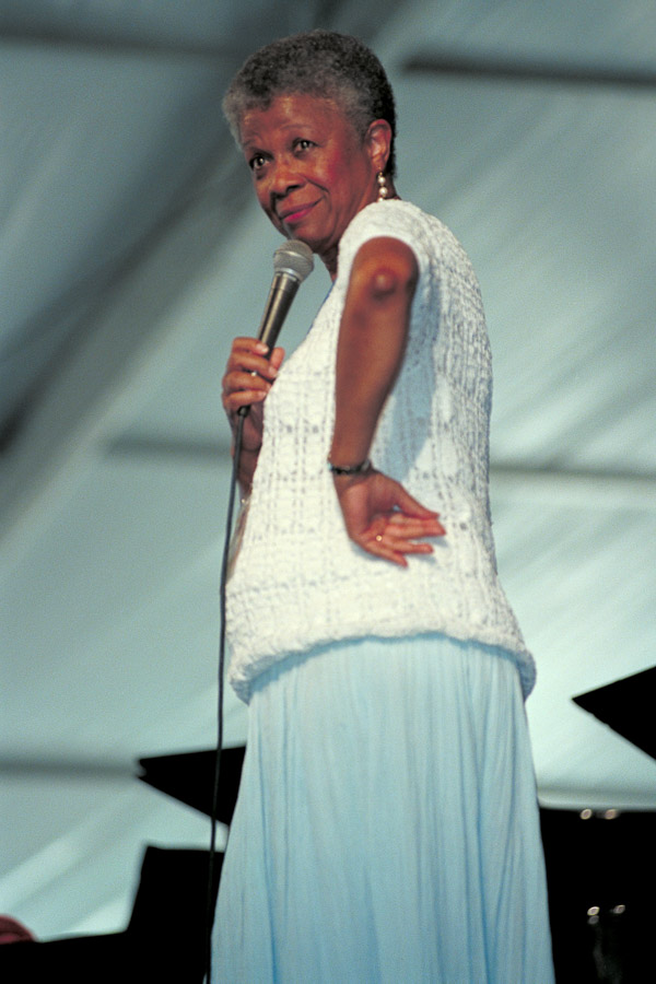 2002 Jazz Fest, Germaine Bazzle, Music, New Orleans Jazz and Heritage Festival