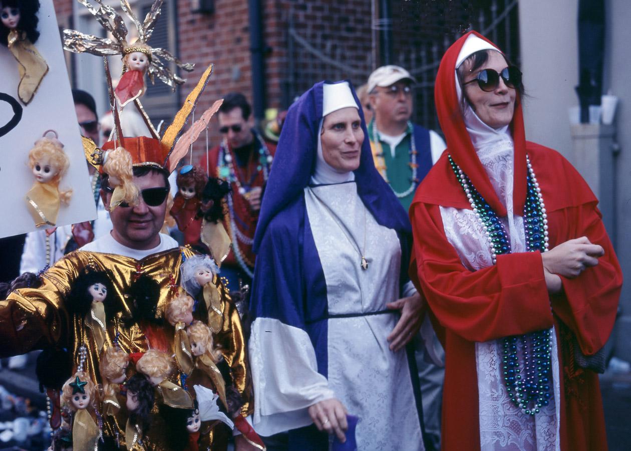 2002 Mardi Gras, New Orleans