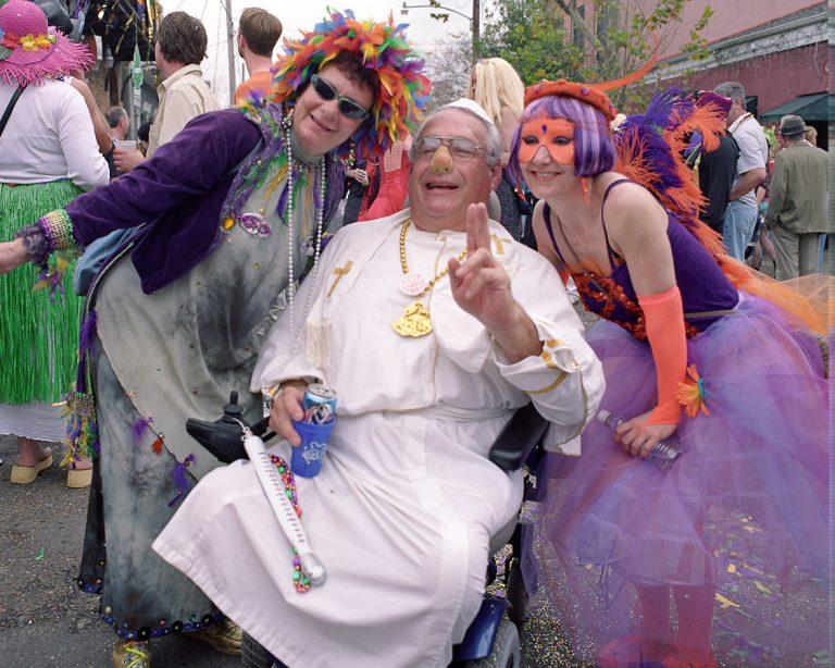 2005 Mardi Gras, New Orleans