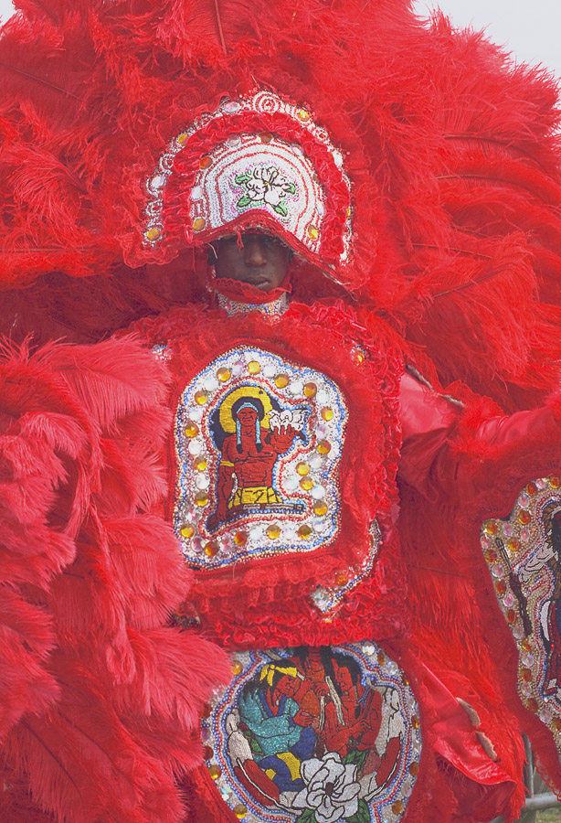 2001 Super Sunday, Mardi Gras Indians, New Orleans