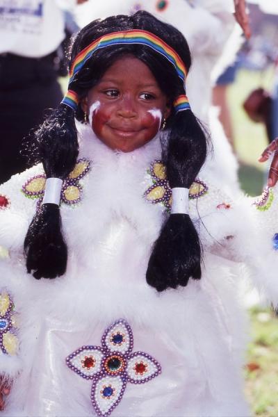 Mardi Gras Inidans 2002, New Orleans