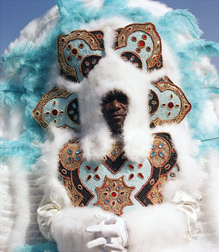 2003 Super Sunday, Mardi Gras Indians, New Orleans