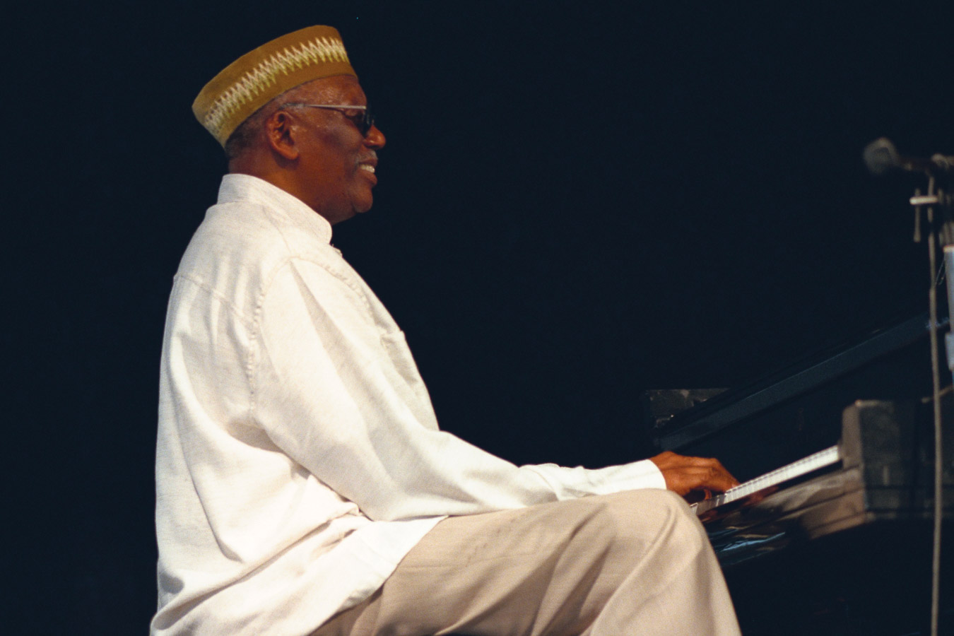 2001 Jazz Fest, Music, New Orleans Jazz and Heritage Festival, Randy Weston