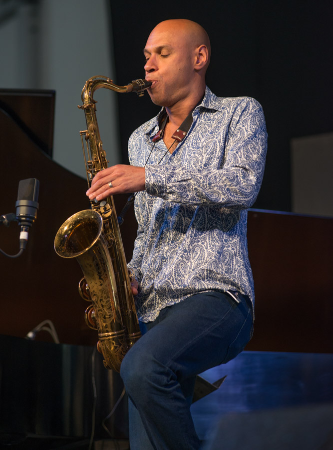 Joshua Redman Quartet, New Orleans Jazz Fest, 2013 New Orleans Jazz and Heritage Festival