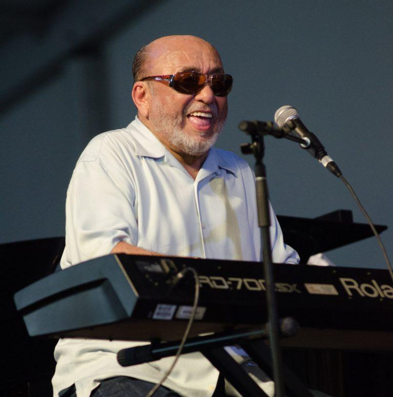 Eddie Palmieri, New Orleans Jazz Fest, 2013 New Orleans Jazz and Heritage Festival