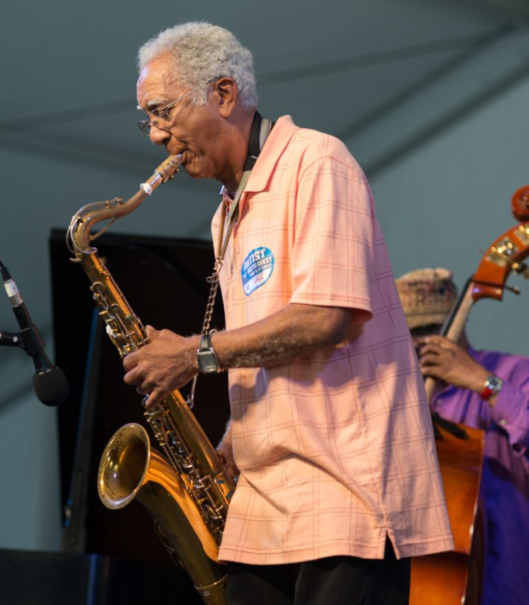 2013 New Orleans Jazz and Heritage Festival, Jazz Fest, Kidd Jordan