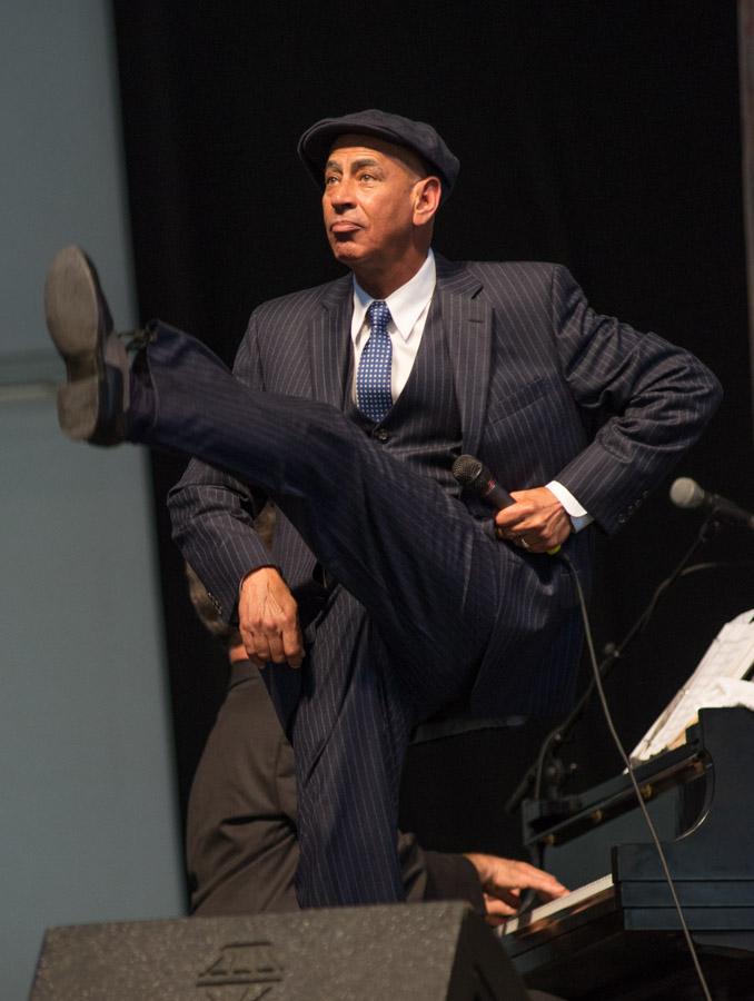 2013 New Orleans Jazz and Heritage Festival, Jazz Fest, Vernel Bagneris