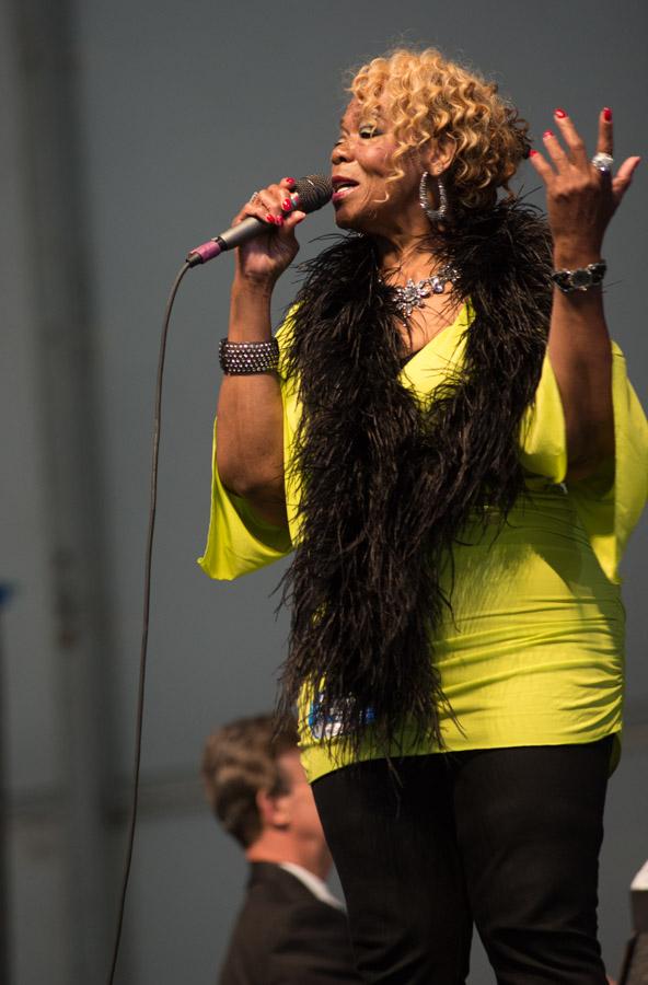 2013 New Orleans Jazz and Heritage Festival, Barbara Shorts, Jazz Fest