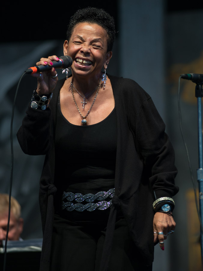 2013 New Orleans Jazz and Heritage Festival, Jazz Fest, Lillian Boutte