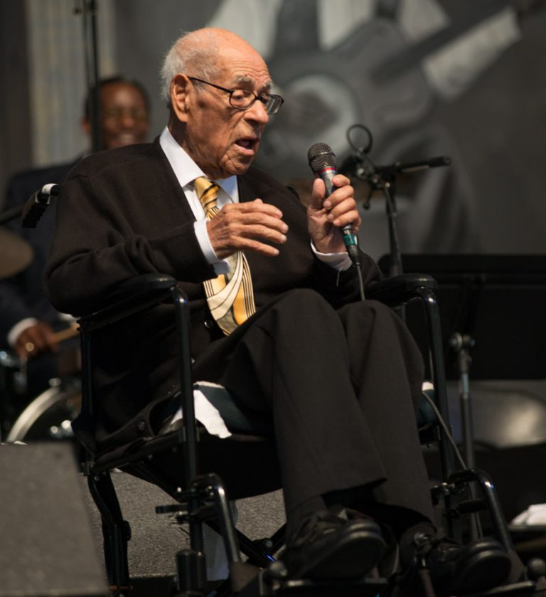 2013 New Orleans Jazz and Heritage Festival, Jazz Fest, Lionel Ferbos