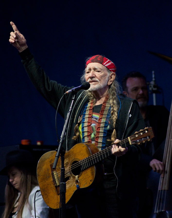 New Orleans Jazz Fest, Willie Nelson, 2013 New Orleans Jazz and Heritage Festival
