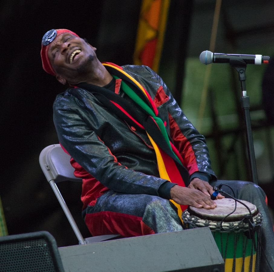 Jimmy Cliff, New Orleans Jazz Fest, 2013 New Orleans Jazz and Heritage Festival