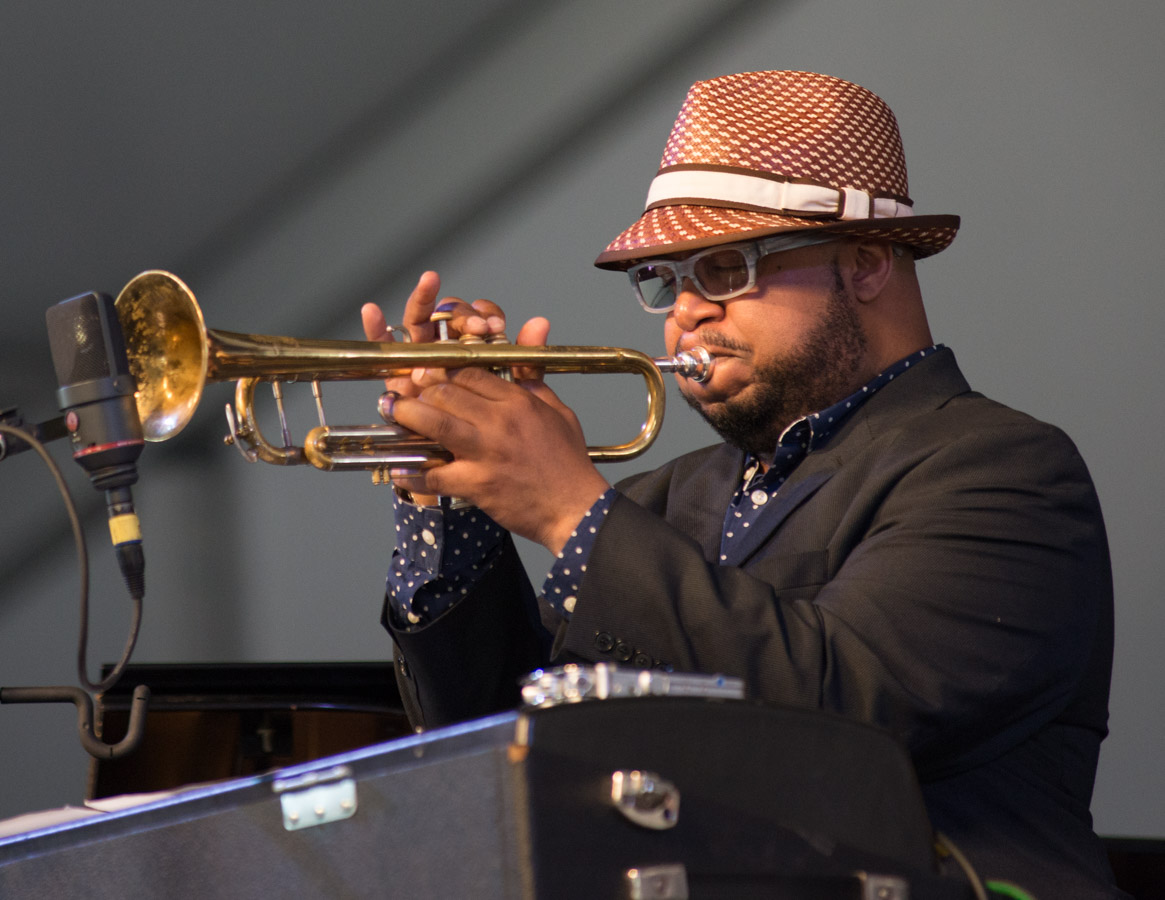 New Orleans Jazz Fest, Nicholas Payton, 2013 New Orleans Jazz and Heritage Festival