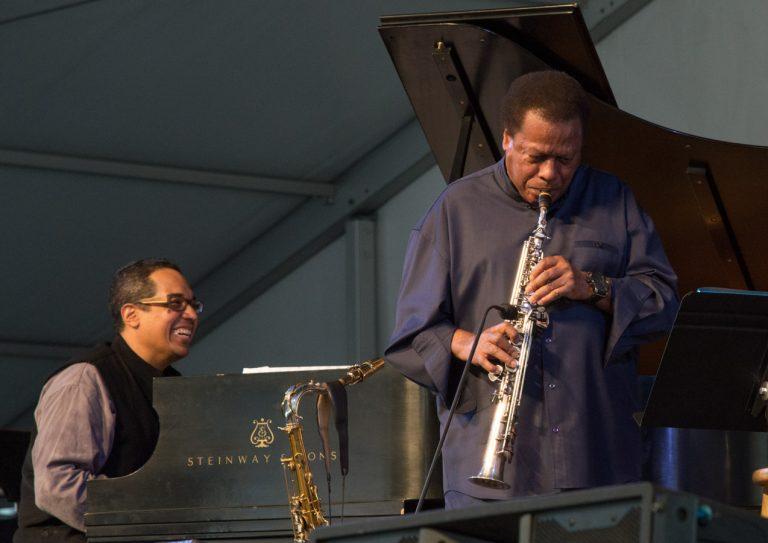 Danilo Perez, New Orleans Jazz Fest, Wayne Shorter Quartet, 2013 New Orleans Jazz and Heritage Festival