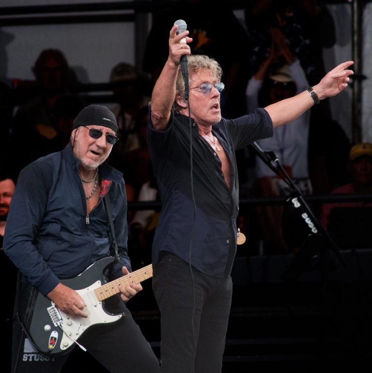 Jazz Fest, Jazz Fest 2015, New Orleans Jazz and Heritage Festival, Roger Daltry and Pete Townsend, The Who