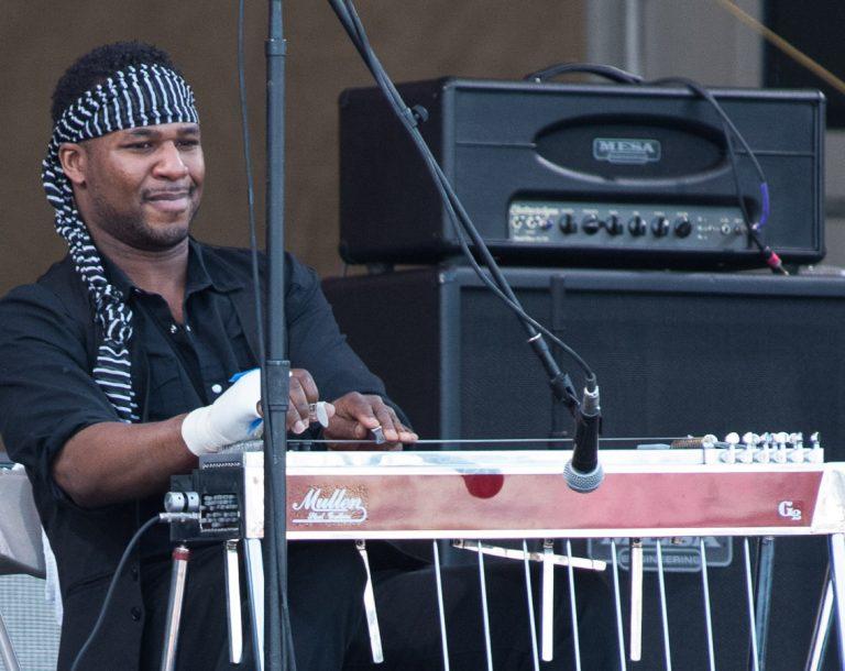 Jazz Fest 2015, New Orleans Jazz and Heritage Festival, Robert Randolph