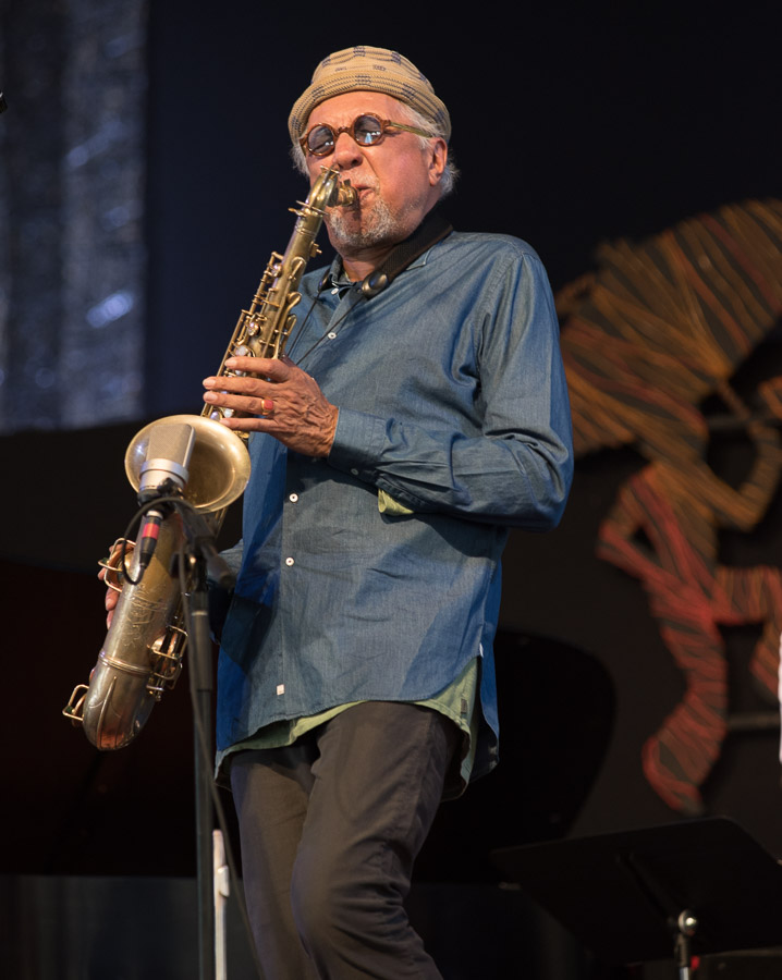 Charles Lloyd, Jazz Fest 2015, New Orleans Jazz and Heritage Festival