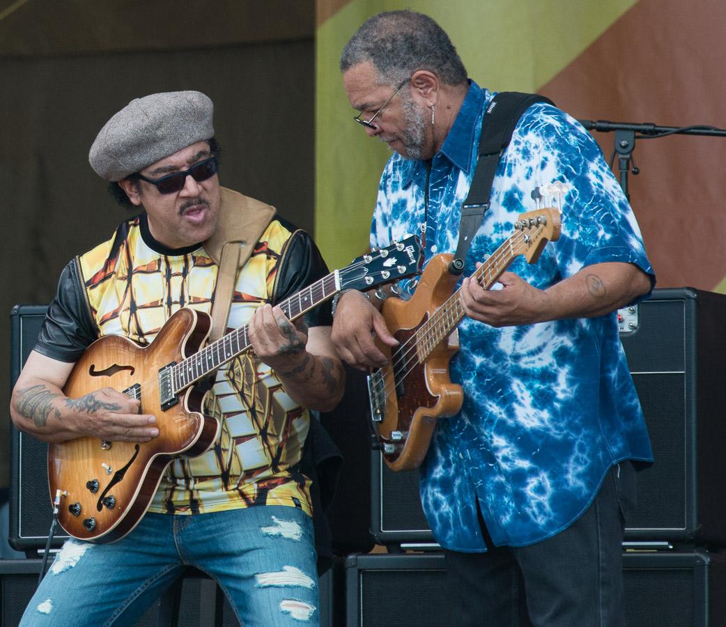 George Porter, Jazz Fest 2015, Jr, Leo Nocentelli, New Orleans Jazz and Heritage Festival, The Meters