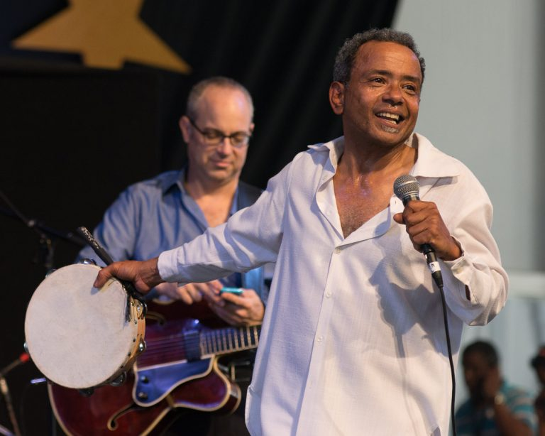 Jazz Fest 2015, John Boutte, New Orleans Jazz and Heritage Festival