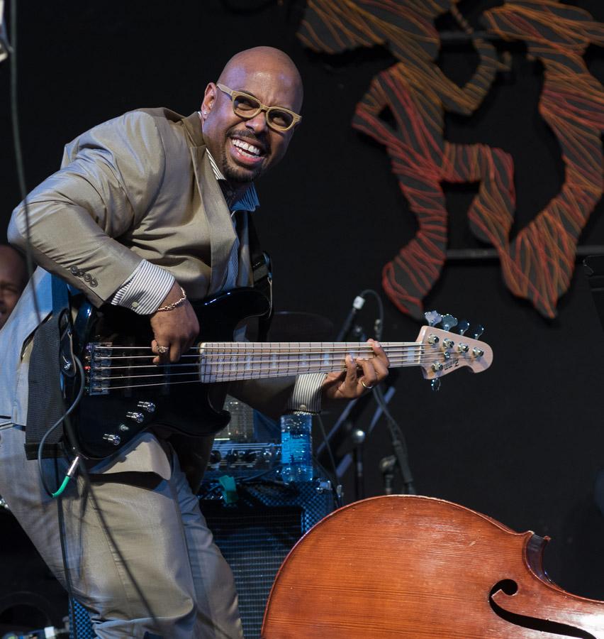 Christian McBride, Jazz Fest 2015, New Orleans Jazz and Heritage Festival