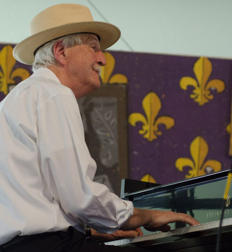 Butch Thompson, New Orleans Jazz Fest