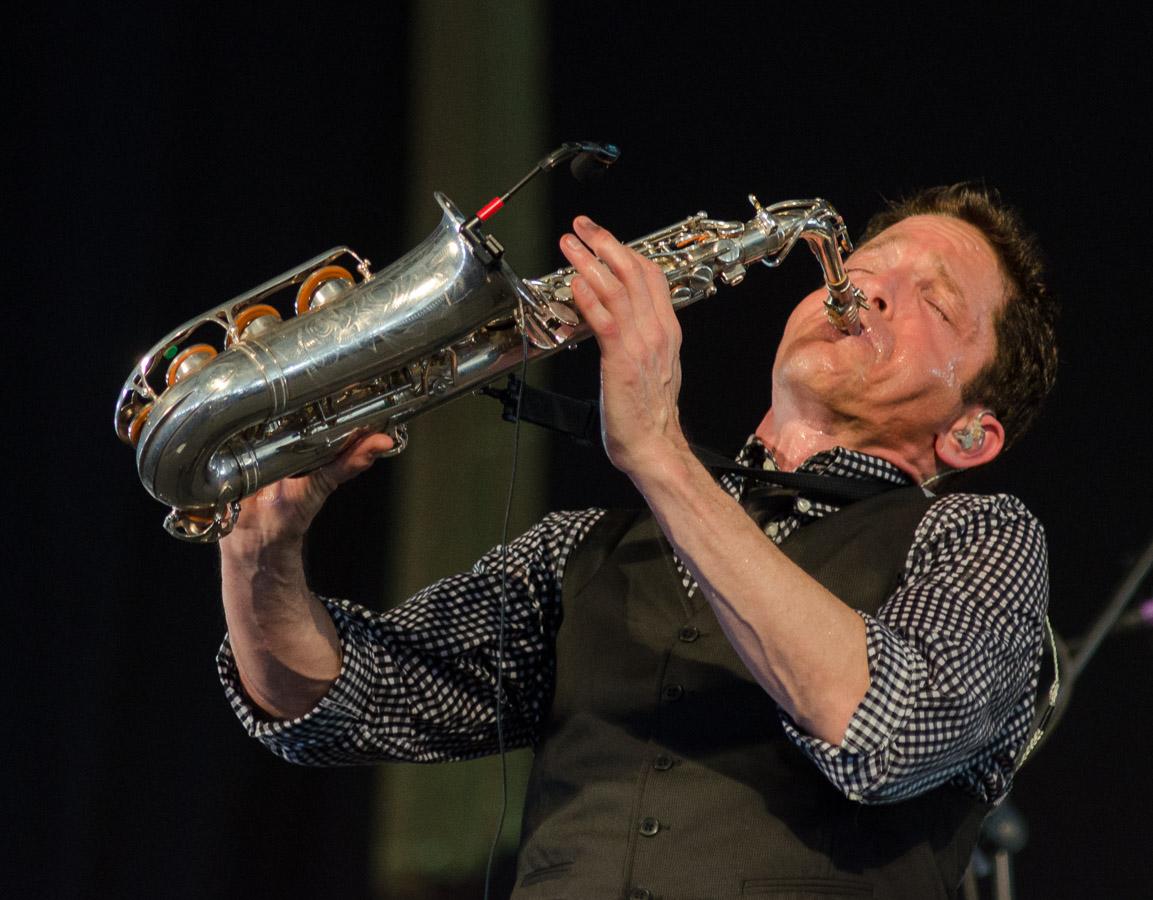 Dave Koz, Music, New Orleans Jazz Fest