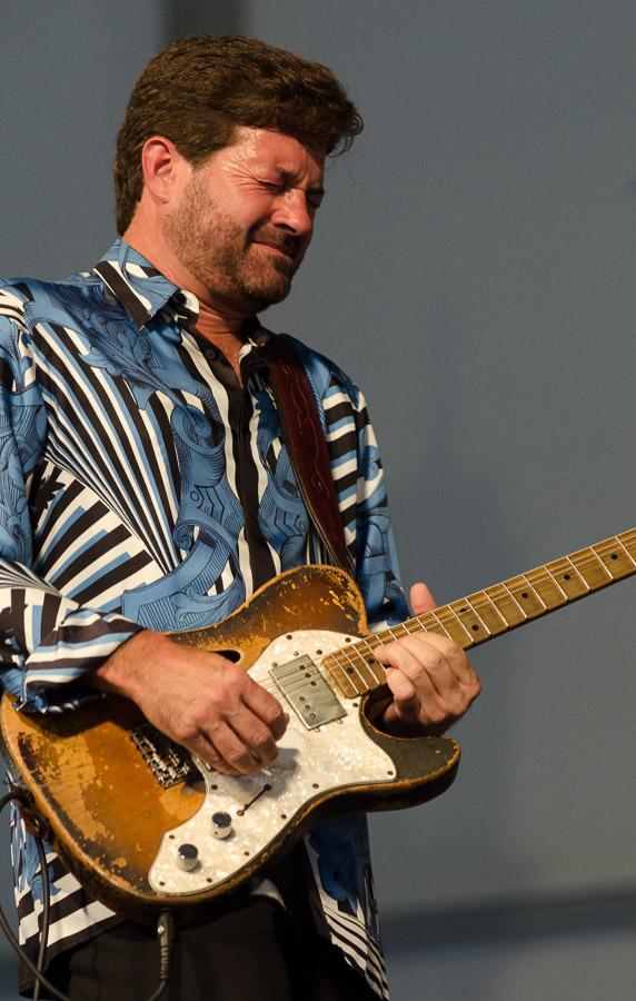 New Orleans Jazz Fest, Tab Benoit