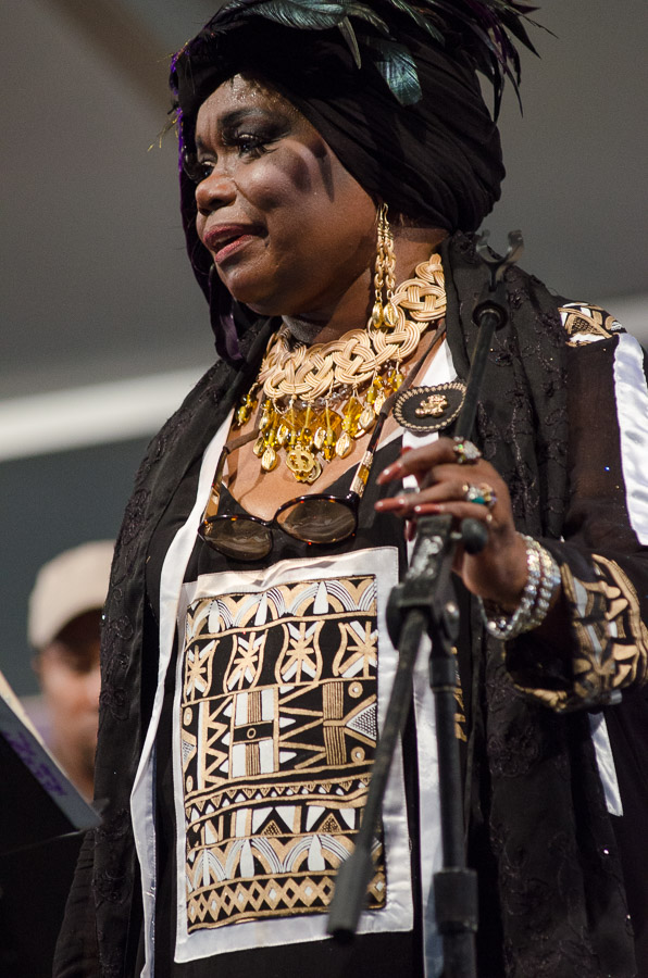 2012  Jazz Fest, New Olreans Jazz and Heritage Festival, Ruby Wilson