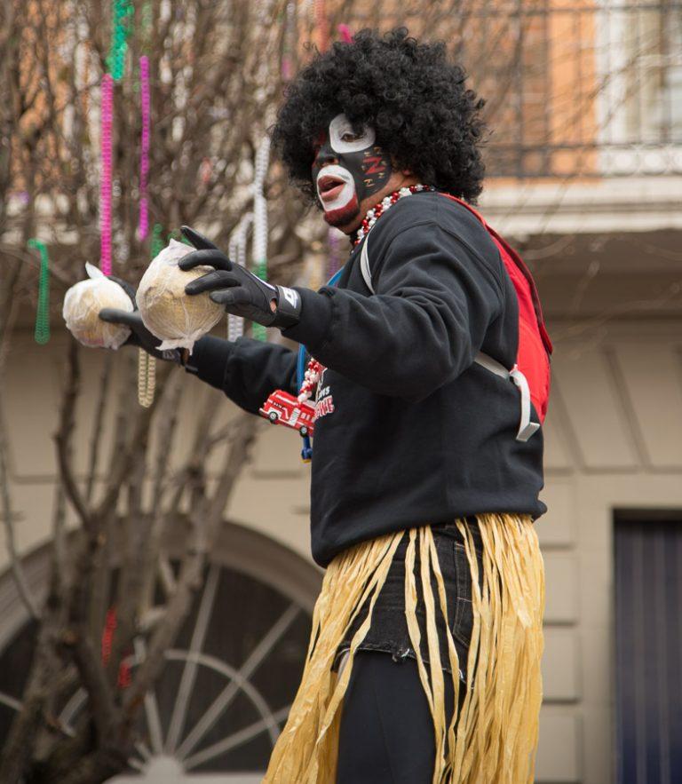 Mardi Gras 2015, Zulu